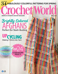 Crochet World cover