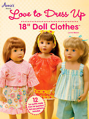 "Love to Dress Up 18"" Doll Clothes"