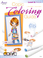 Copic Coloring Guide Level 3: People (With CD)