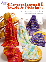 Crochenit Towels & Dishcloths