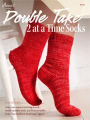 Double Take 2 at a Time Socks