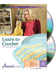 Learn to Crochet Class DVD