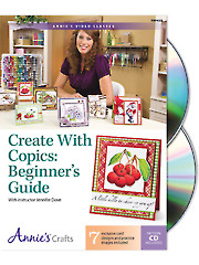 Create With Copics: Beginner's Guide Class DVD