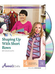 Shaping Up With Short Rows Class DVD
