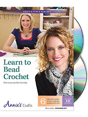 Learn to Bead Crochet Class DVD