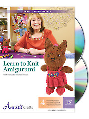 Learn to Knit Amigurumi Class DVD
