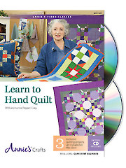 Learn to Hand Quilt Class DVD