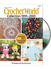 Crochet World 1991 - 2000 Collection DVD