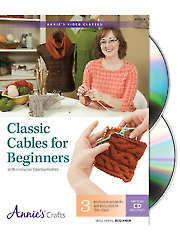 Classic Cables for Beginners Class DVD