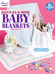 Quick as a Wink Baby Blankets