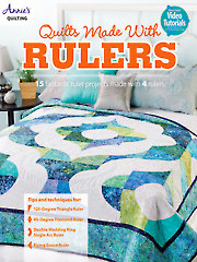 Quilt/Sew FeatureQuilts Made with Rulers