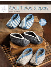 Adult Tiptoe Slippers