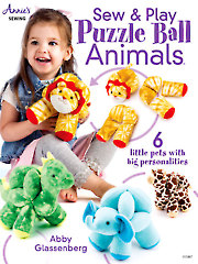 Quilt/Sew FeatureSew & Play Puzzle Ball Animals