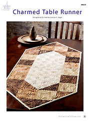 Charmed Table Runner