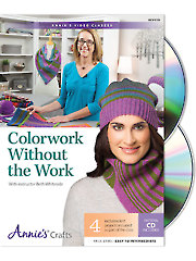 Colorwork Without the Work Class DVD