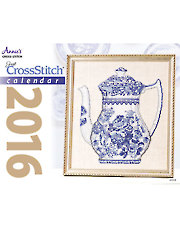 <i>Just CrossStitch</i> Calendar 2016