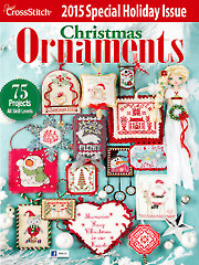 General FeatureJust CrossStitch Christmas Ornaments 2015
