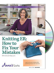Knitting ER: How to Fix Your Mistakes Workshop DVD
