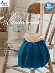 Butternut Purse
