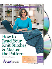 Learn to Read Your Knitting and Master the Pattern Class DVD