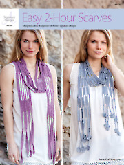 Easy Two-Hour Scarves
