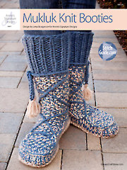 Mukluk Knit Booties