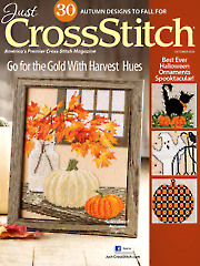 Just CrossStitch Sept/Oct 2016