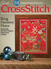 Just CrossStitch Nov/Dec 2016