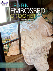 Knit/Crochet FeatureLearn Embossed Crochet