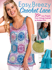 Easy, Breezy Crochet Lace