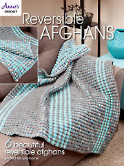Knit/Crochet FeatureReversible Afghans