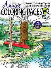 Annie's Coloring Pages 3