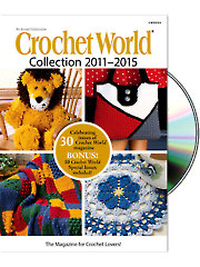 Crochet World 2011-2015 Collection DVD