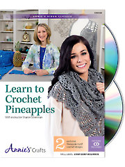 Learn to Crochet Pineapples Class DVD