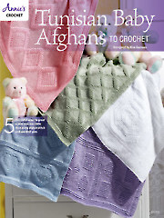 Tunisian Baby Afghans to Crochet