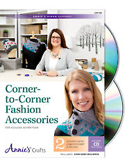 Corner-to-Corner Fashion Accessories Class DVD