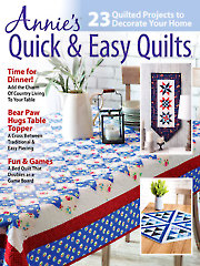Annie's Quick Easy Quilts