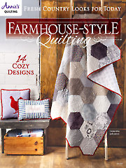 Farmhouse-Style Quilting Quilt Pattern Book