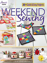 Weekend Sewing