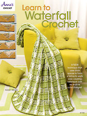 Learn to Waterfall Crochet