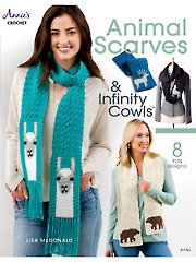 Animal Scarves & Infinity Cowls