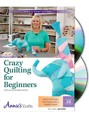 Crazy Quilting for Beginners