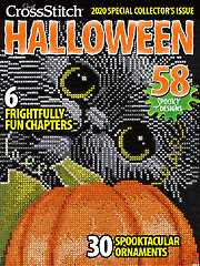Just CrossStitch Halloween 2020