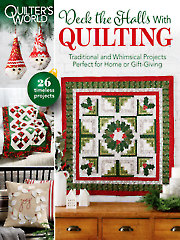 Deck the Halls With Quilting 2020