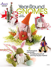 Book Year Round Gnomes