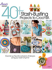 Knit/Crochet FeatureStash-Busting Projects to Crochet!