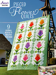 Quilt/Sew FeaturePieced Flower Quilts