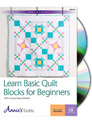 Learn Basic Quilt Blocks for Beginners