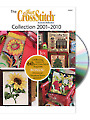 The <i>Just CrossStitch</i> 2001-2010 Collection DVD