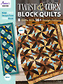 Twist & Turn Block Quilts